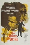 The Joker Is Wild Original US One Sheet