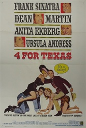 4 For Texas Original US One Sheet