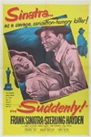 Suddenly Original US One Sheet