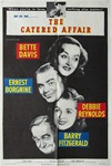 The Catered Affair Original US One Sheet