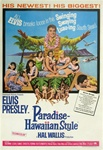 Paradise Hawaiian Style US Original One Sheet