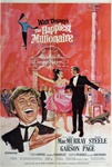 The Happiest Millionaire US Original One Sheet