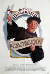 Back To School Original US One Sheet