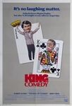 The King of Comedy Original US One Sheet