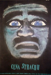 Polish Movie Poster Wages Of Fear