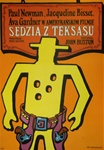 Polish Movie Poster Life and Times Of Judge Roy Bean