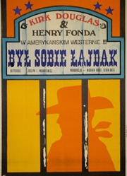 Polish Movie Poster There Was A Crooked Man