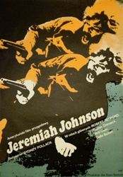 Polish Movie Poster Jeremiah Johnson