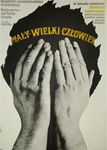 Polish Movie Poster Little Big Man