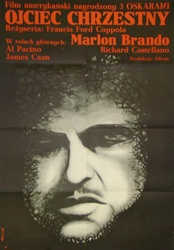 Polish Movie Poster The Godfather