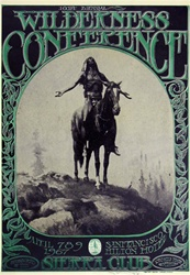 Wilderness Conference Original Poster