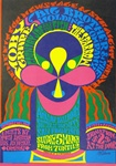 Moby Grape Original Concert Poster