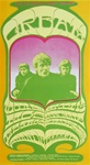 The Cream At The Grande Ballroom Original Concert Poster