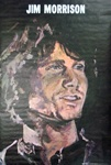 Jim Morrison Original Commercial Poster