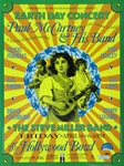 Paul McCartney With Various Artists Original Concert Poster
