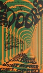 The Doors At The Earl Warren Showgrounds Original Concert Poster