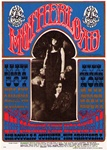 Motherload: Big Brother and the Holding Company Original Concert Postcard