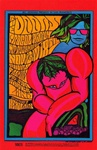 The Doors And Procol Harum Original Concert Postcard