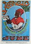 Magic Show Original Concert Postcard