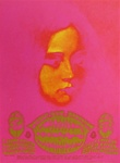 Canned Heat and Allmen Joy Original Concert Postcard