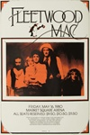 Fleetwood Mac Original Concert Poster