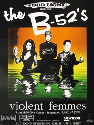 Violent Femmes Rock