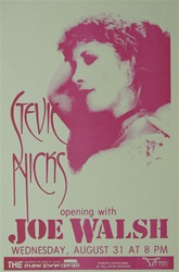 Stevie Nicks Original Concert Poster