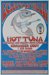 Hot Tuna And Commander Cody Original Concert