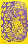 The Who And Loading Zone Original Concert Poster