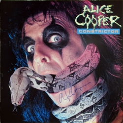 Alice Cooper Original Promotional Poster