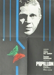 Papillon Original Romanian One Sheet