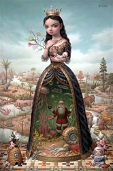 Mark Ryden Creatrix Limited Edition Print