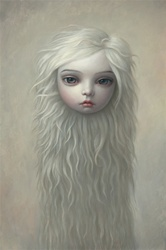 Mark Ryden Fur Girl Limited Edition Print