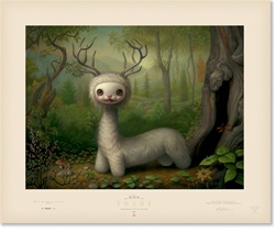 Mark Ryden Yoshi - The Forest Spirit limited edition lithographic poster