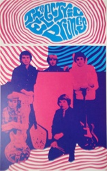Saladin The Electric Prunes Original Rock Poster