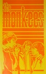 Saladin The Monkees Original Rock Poster