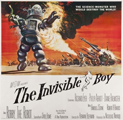 Invisible Boy Original US Six Sheet