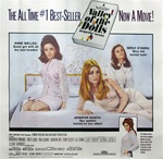 Valley of the Dolls Original US Six Sheet