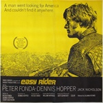 Easy Rider Original US Six Sheet