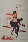 How To Steal A Million Original Spanish One Sheet