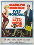 "Let's Make Love Original US 30"" x 40""