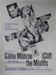 "The Misfits Original US 30"" x 40""