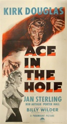 Ace In The Hole US Three Sheet Original Movie Poster