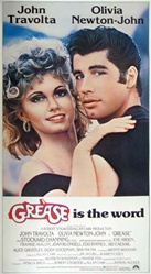Grease Original US Three Sheet
