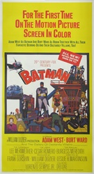 Batman Original US Three Sheet