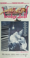 Baby Doll Original US Three Sheet