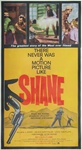 Shane Original US Three Sheet
