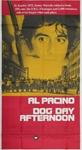 Dog Day Afternoon Original US Three Sheet