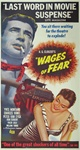 Wages Of Fear Original US Three Sheet