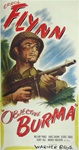 Objective Burma Original US Three Sheet
